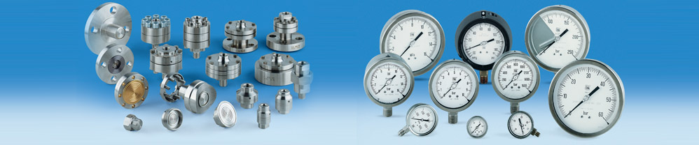 manometers series