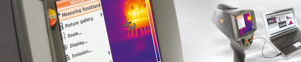 thermal imager +notebook