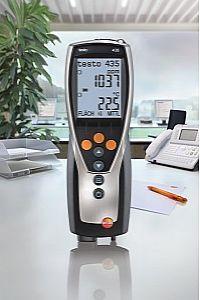 מכשור נייד למדידת לחץ