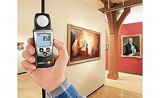מדידת אור רעש CO2