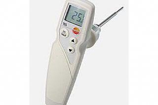 מכשור נייד למדידת טמפרטורה